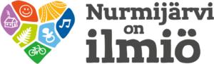 Nurmijärvi on ilmiö -logo