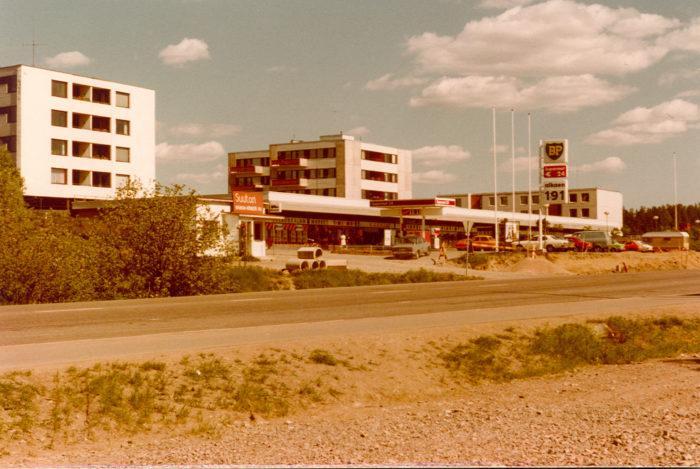 Klaukkala 70-luvulla