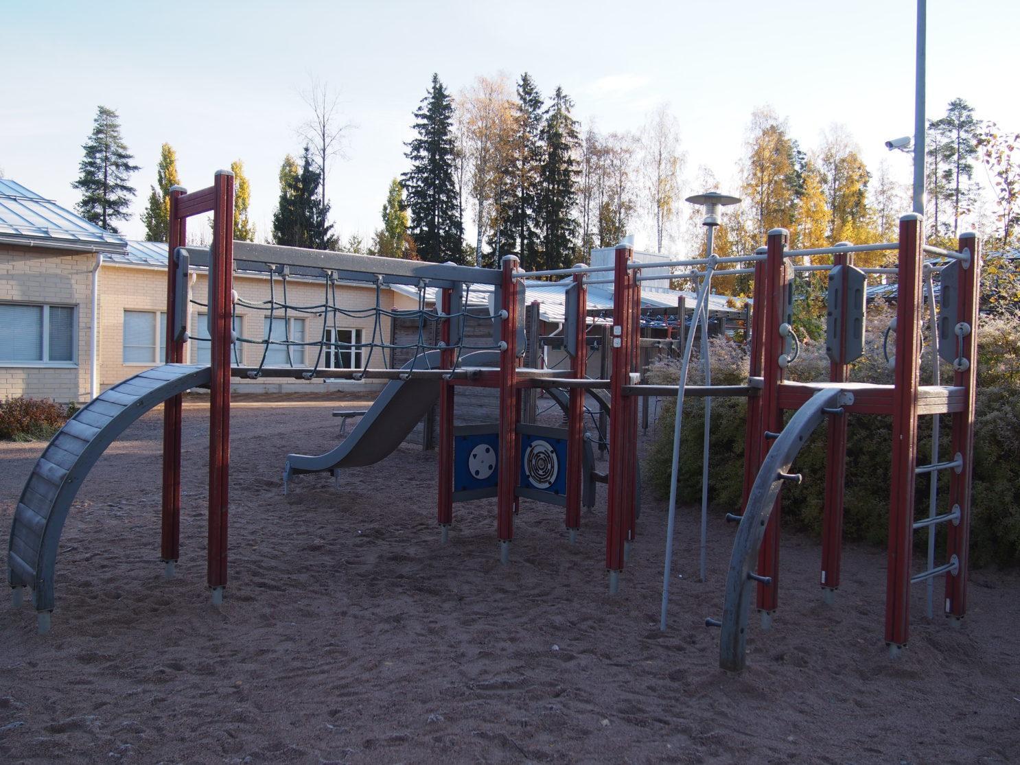 Haikalan koulun lähiliikuntapaikka