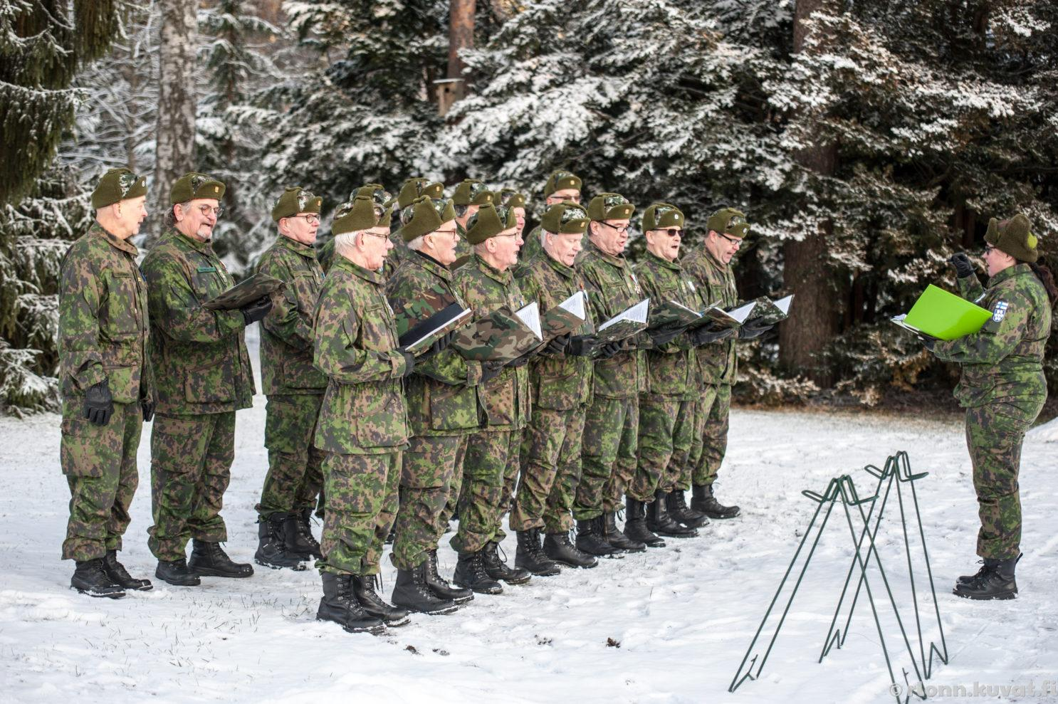 Maanpuolustusjuhla 30.11.2019