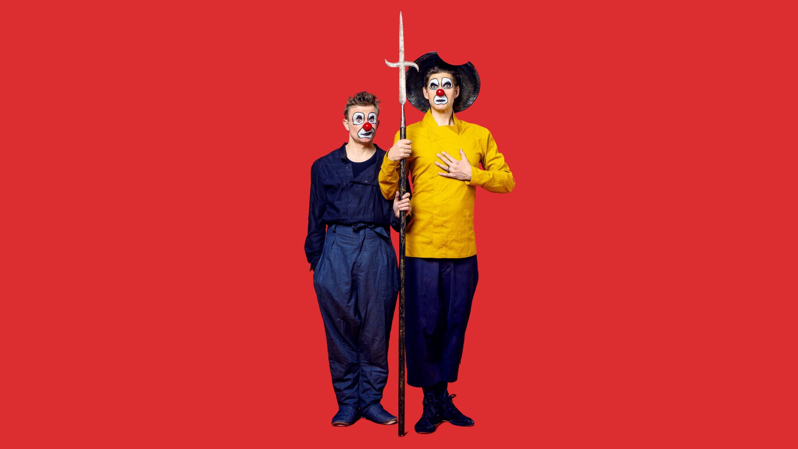 Red Nose Company, Don Quijote, kuva Tero Ahonen