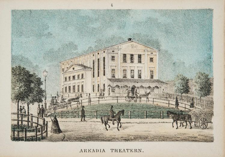 Arkadia-teatteri