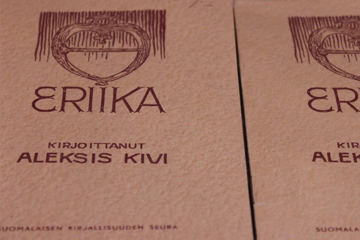 Eriika, SKS/1948