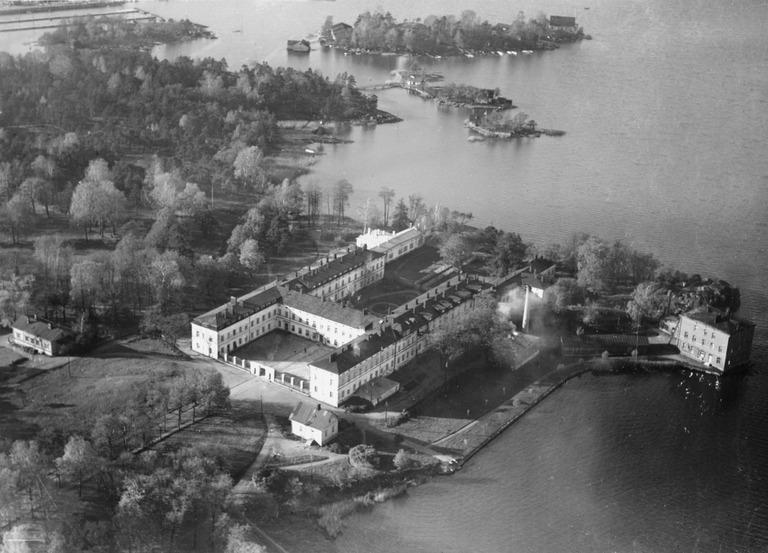 Lapinlahden sairaala 1930