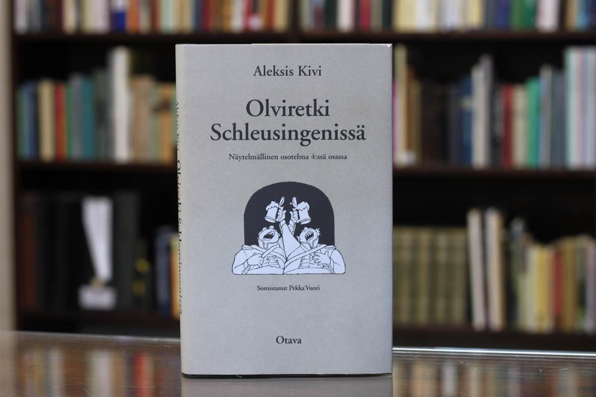 Olviretki Schleusingenissä, Otava/1996