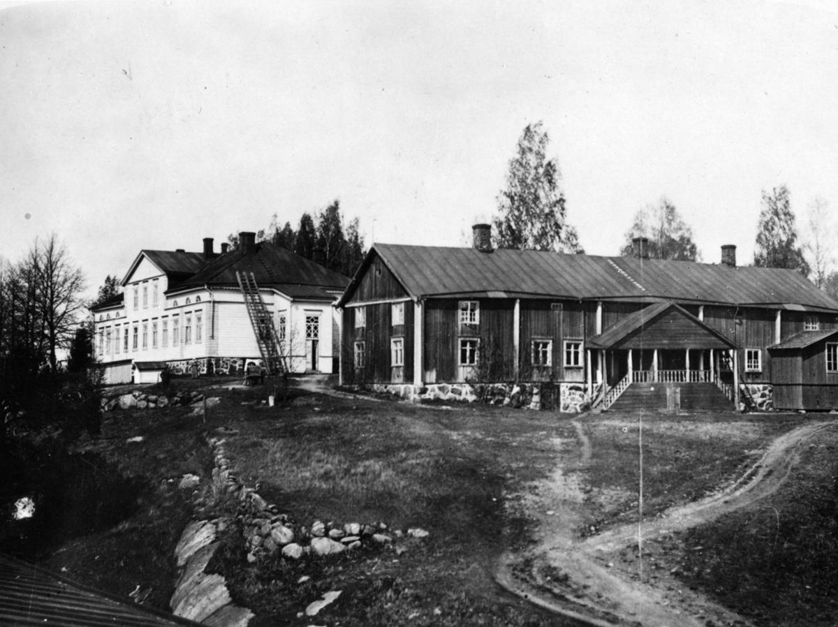 Nurmijärvi, Raalan kartano, 1914.