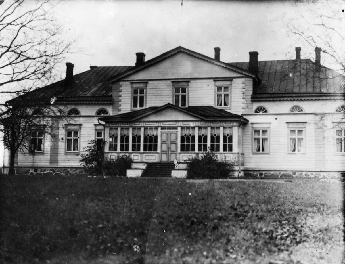 Nurmijärvi, Raalan kartanon päärakennus, n. 1910-luku.