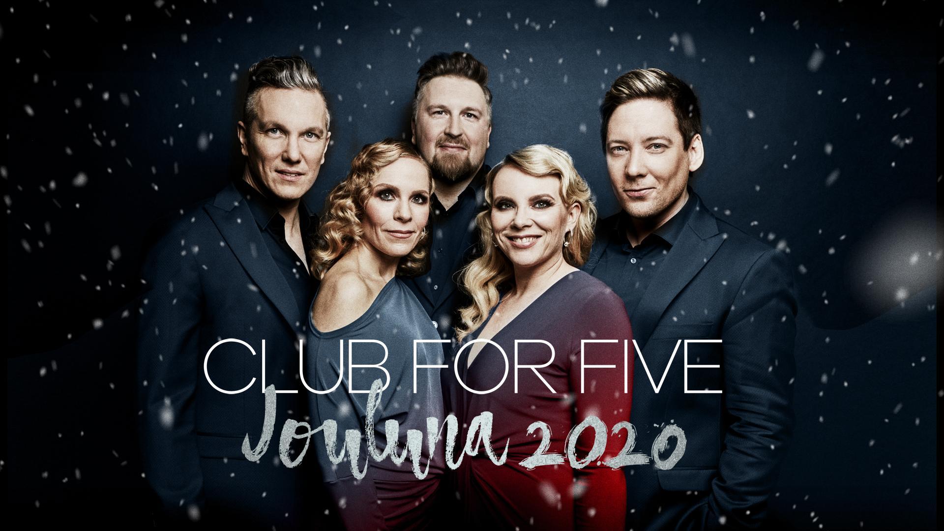 Club For Five Jouluna 2020. Kuva: Marek Sabogal