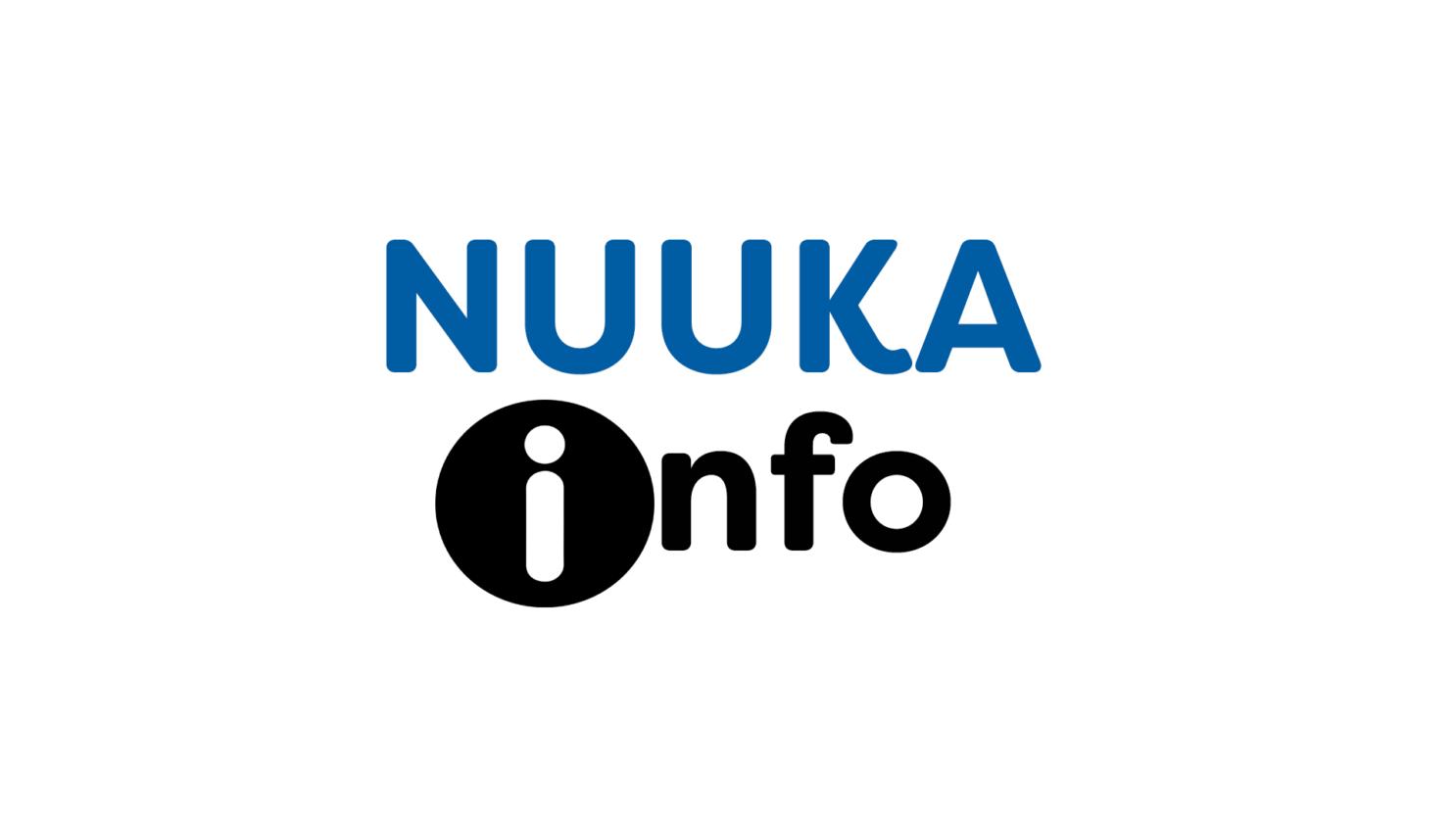 NUUKA-infon logo