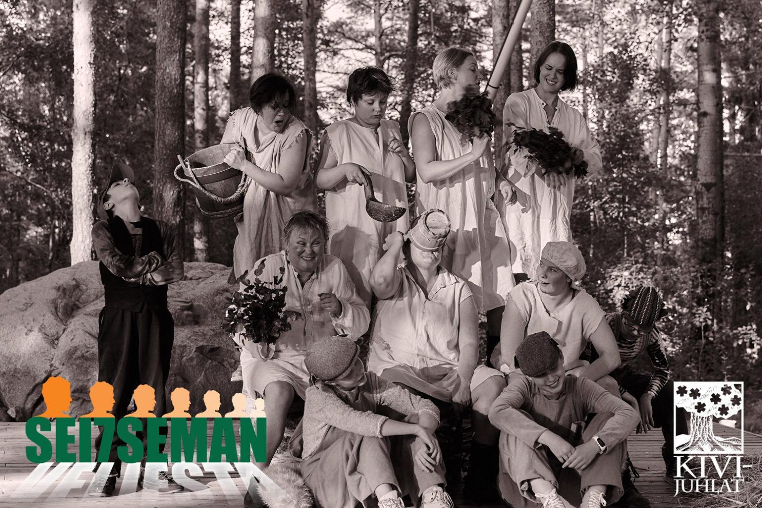 Kivi-juhlat: Seitsemän veljestä
