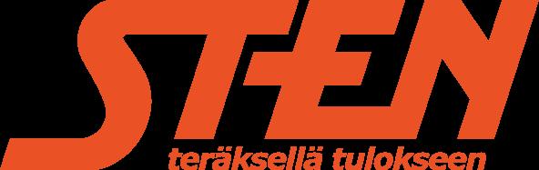 Stén & Co Oy Ab logo, joka on myös linkki yrityksen ilmastotyötä esittelevälle sivulle.