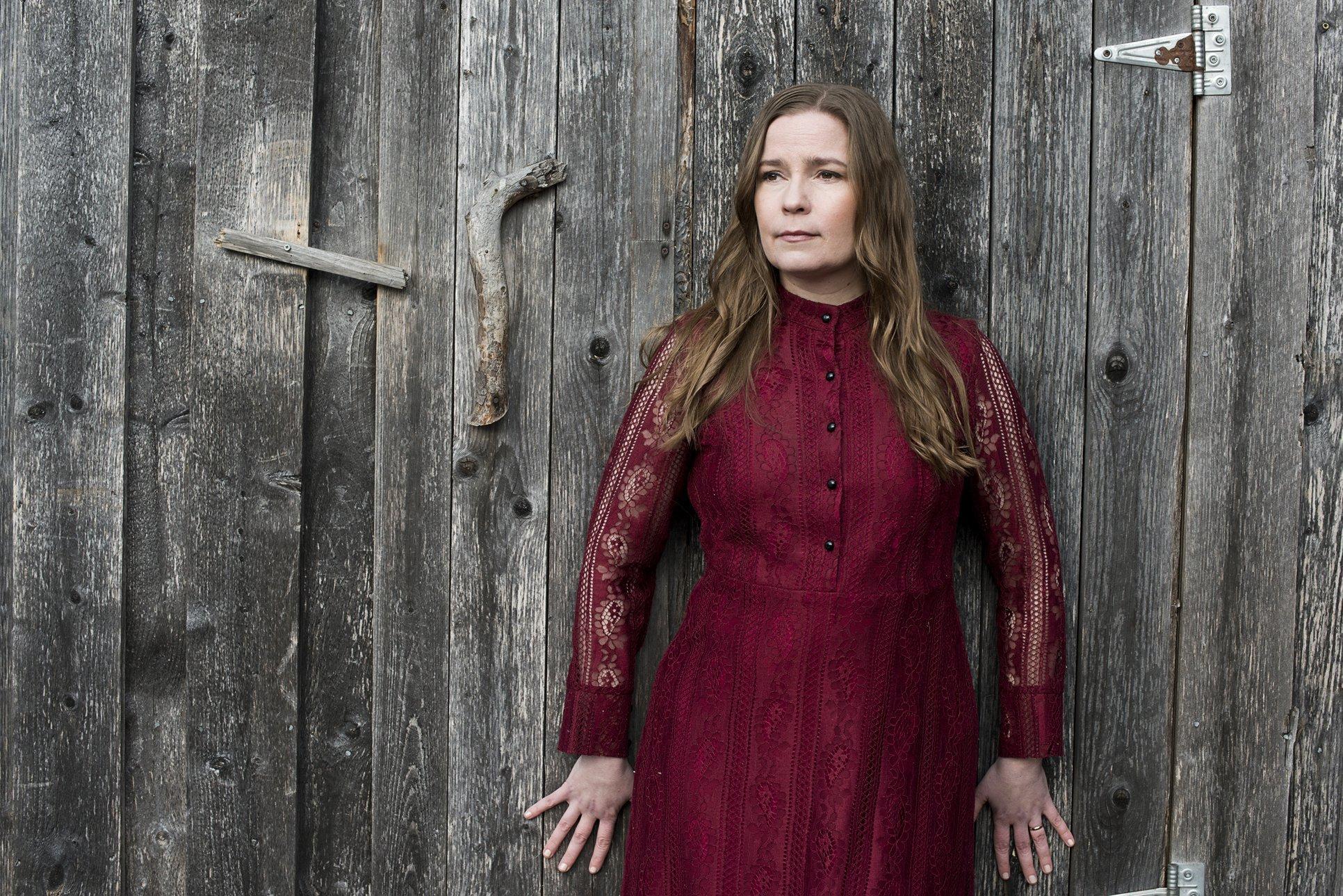 Johanna Iivanainen. Kuva Tanja Ahola