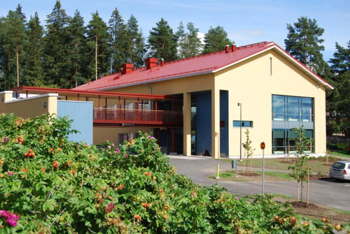 Kirkonkylän terveysasema